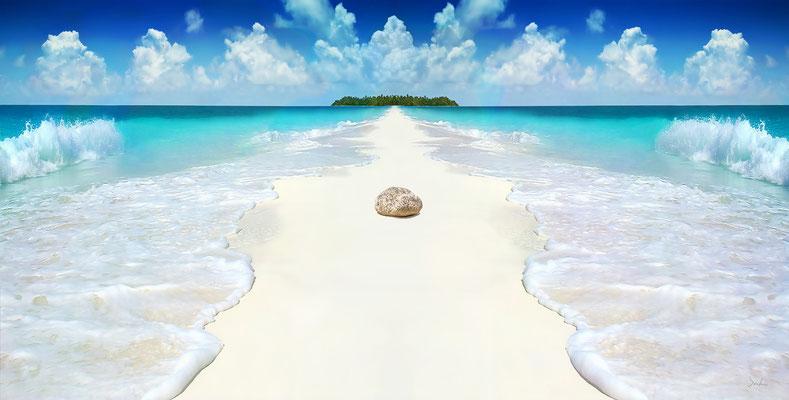 砂浜の道 Sandy Beach Road 2014
