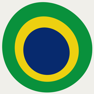 Knead_Blue Yellow Green White 2021