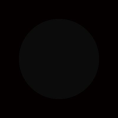 暗い円 Dark Circle 2019
