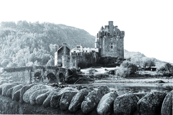 Kirsten: Eilean Donan Castle II