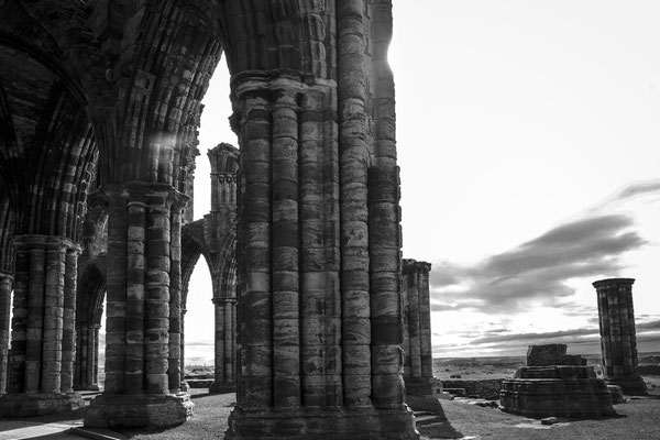 Kirsten: Whitby Abbey