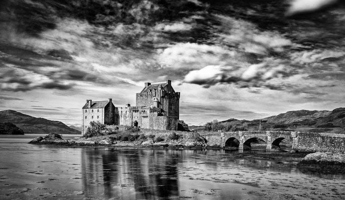 Peter: Eilean Donan Castle