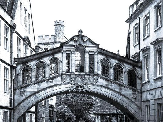 "Kirsten: ""Seufzerbrücke"" in Oxford"