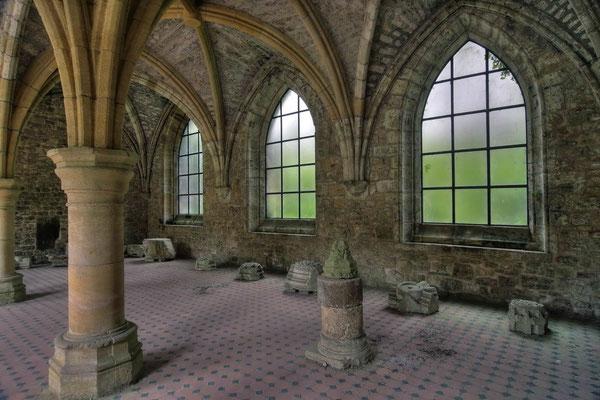 Peter: Klosterruine 6