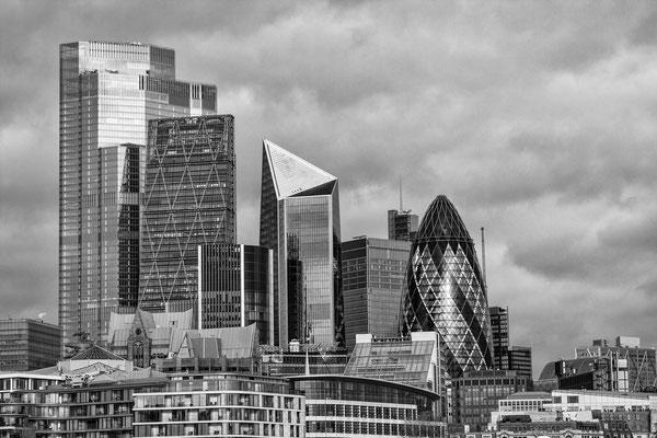 Peter: London Skyline 2020