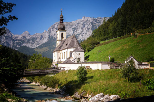 Peter: Bavarian idyll