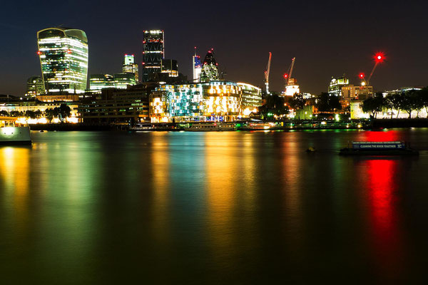 Peter: London by night