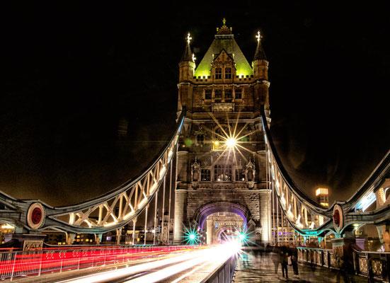 Kirsten: Tower Bridge