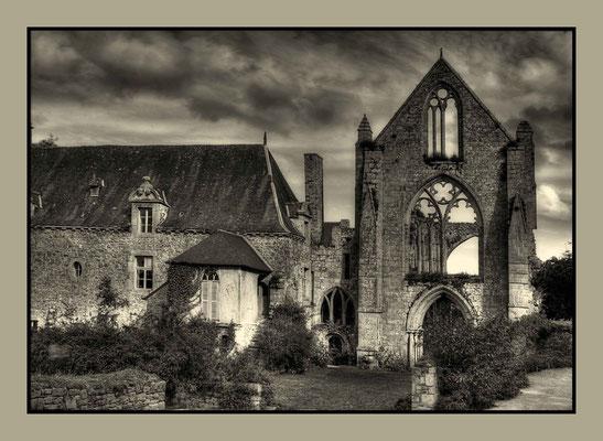 Peter: Abbaye de Beaumont I