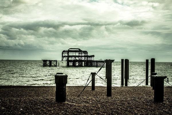Kirsten: Old Brighton Pier