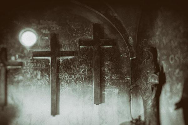 Peter: Crucifixes