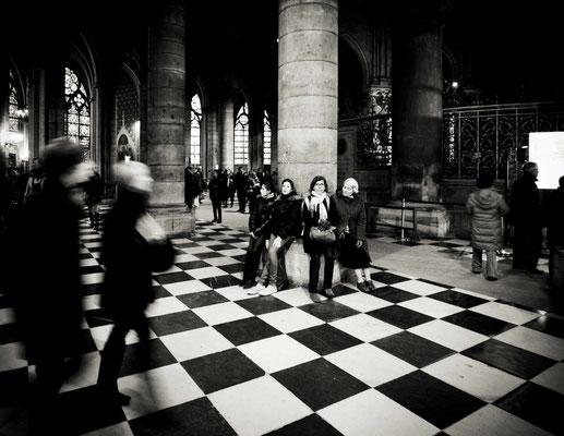 Peter: Notre Dame