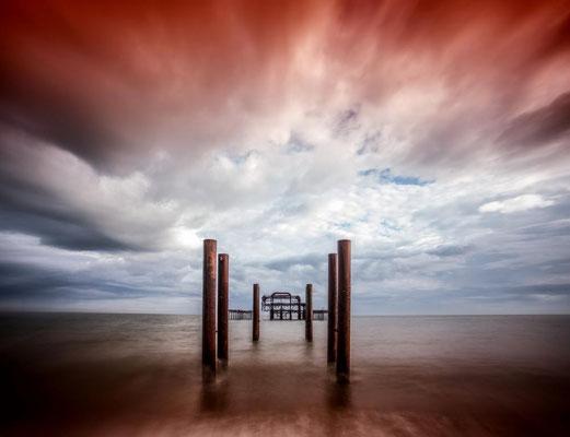 Peter: Brighton Pier