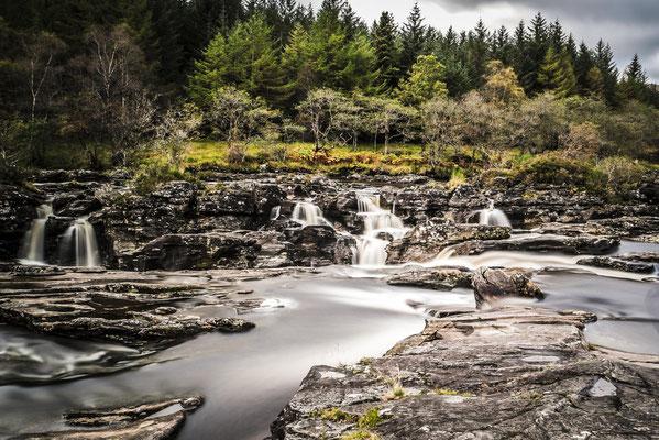 Kirsten: Waterfalls