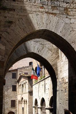 Peter: San Gimignano