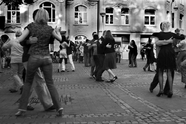 Kölner Straßentango 2009