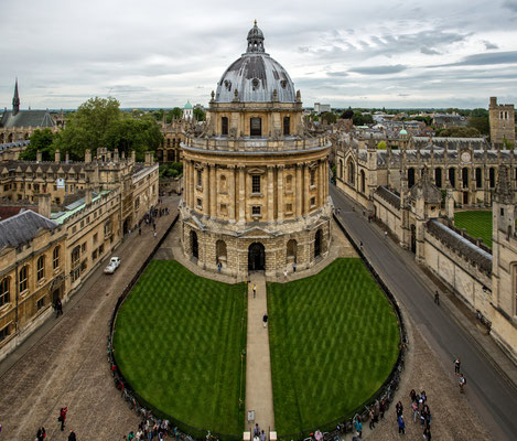 Peter: Radcliffe Camera