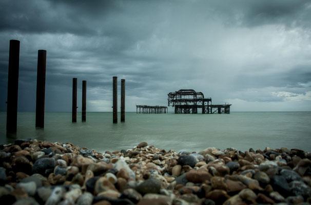 Kirsten: Old Brighton Pier II