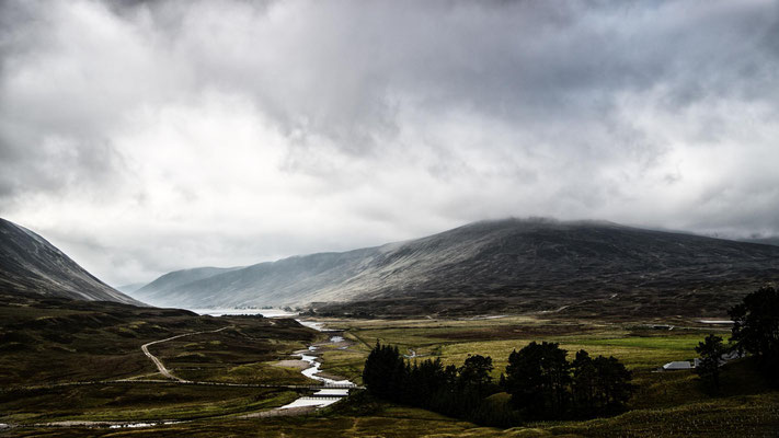 Peter: Somewhere in the Highlands