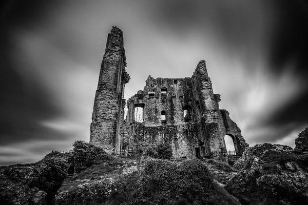 Peter: Corfe Castle