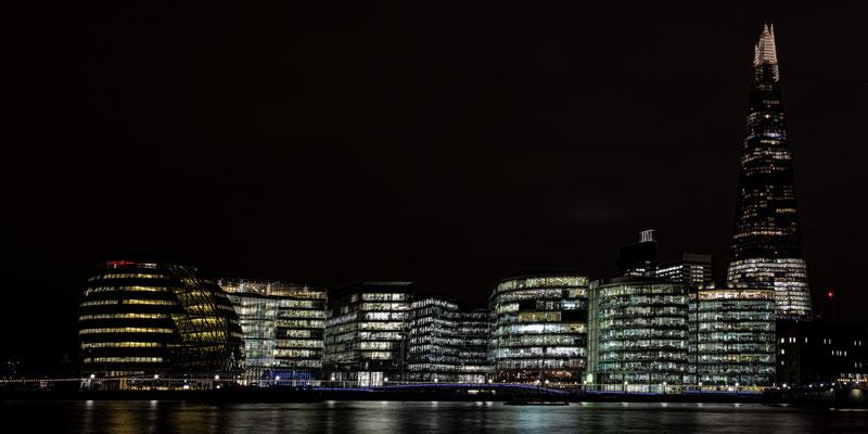 Peter: London Skyline