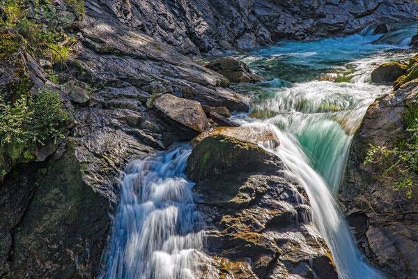 Peter: Krimml Waterfalls