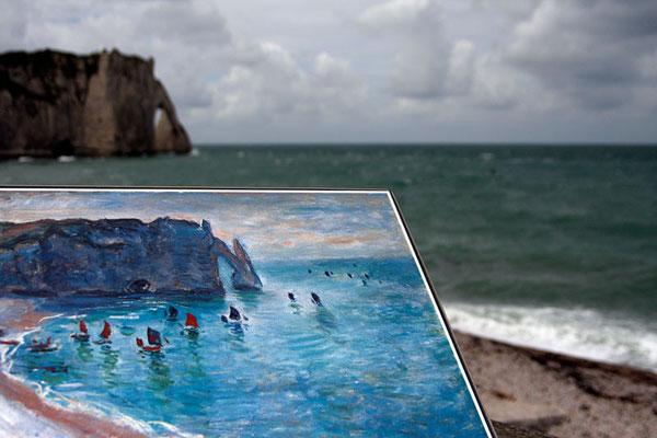 Peter: Monet und ich