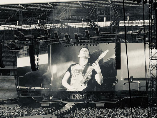 Kirsten: MUSE 2019 Live at Cologne Stadium