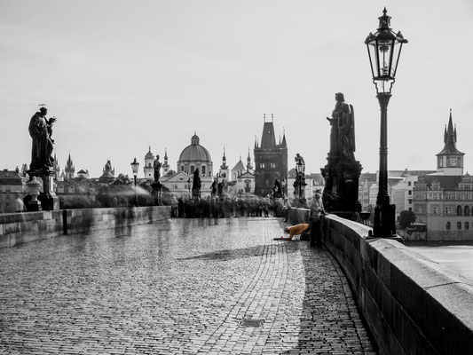 Peter: Prague - Charles Bridge