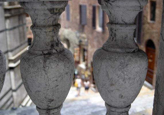 Peter: Säulen