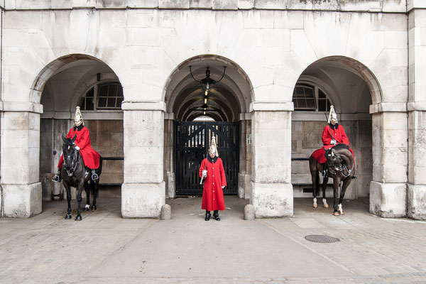 "Peter: Horse Guards (taken from our photobook ""London 2008)"