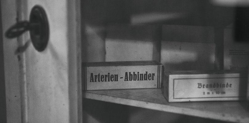Peter: Arterien Abbinder
