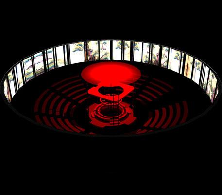 「愛・地球博」瀬戸日本館 「一粒の種」映像デザイン