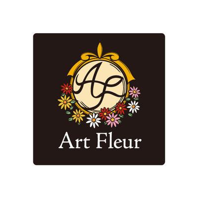 Art Fleur ロゴマーク 株式会社ワールド・アート 2008