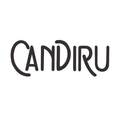 CANDIRU タイトルロゴ