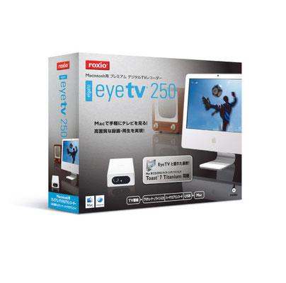roxio「eyeTV250」 パッケージ