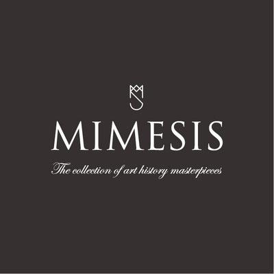 展覧会 MIMESIS展 タイトル