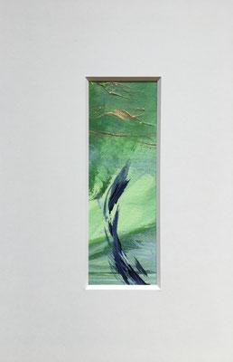 fertig gestellt 2020 - ohne Titel - Format mit Passepartout 20 x 30 cm - 25,00 €