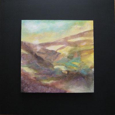 fertig gestellt 2020 - Titel: ohne Titel - Format 50 x 50 cm - Preis 190,00 €
