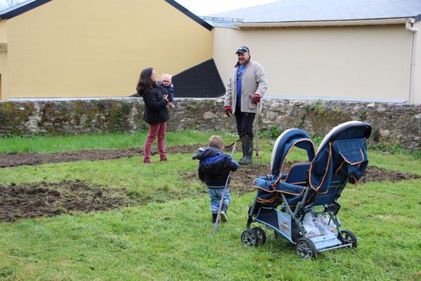 Premier petit jardinier