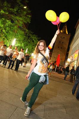 Eventfotograf für Großveranstaltung in Jena, Fotograf: Tom Wenig