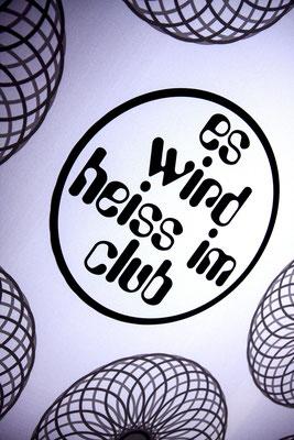 Clubmotto in Gera, Fotograf: Tom Wenig