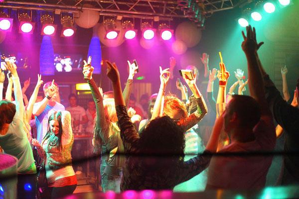 Eventfotograf auf einer Party in Gera