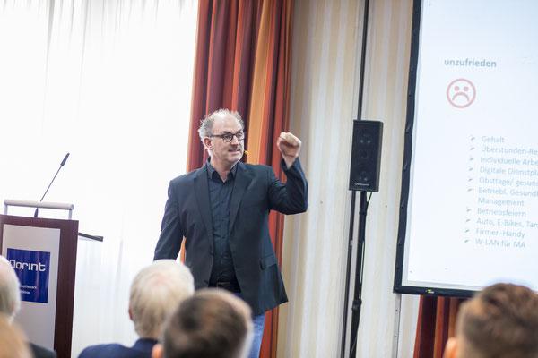 Vortrag und Workshop im Dorinthotel Weimar, Fotograf: Tom Wenig
