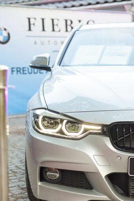 Werbefotograf auf Veranstaltung in Jena bei BMW, Fotograf: Tom Wenig
