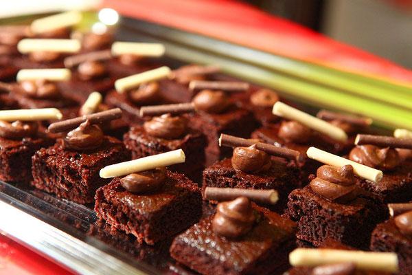 Werbefotograf in Jena, Foto zeigt Business-Dessert, Foto: Tom Wenig