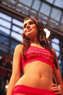 Messeauftritt Miss Mitteldeutschlandwahl Germany, Fotograf: Tom Wenig