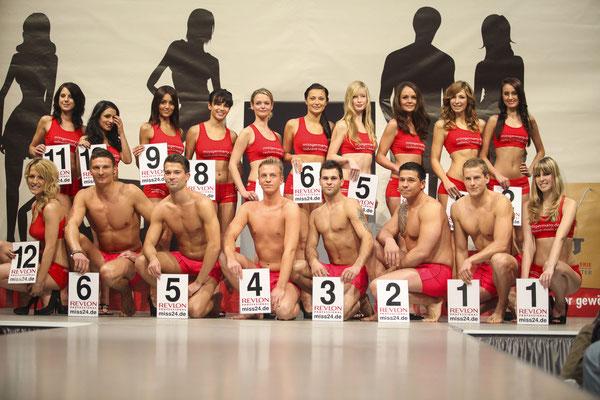 Gruppenfoto Miss Mitteldeutschlandwahl Germany, Fotograf: Tom Wenig