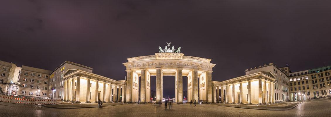 Brandenburger Tor, Fotograf: Tom Wenig