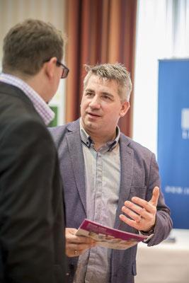 Tagungsgespräch in Weimar, Fotograf: Tom Wenig